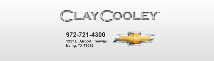 Clay Cooley Chevrolet.